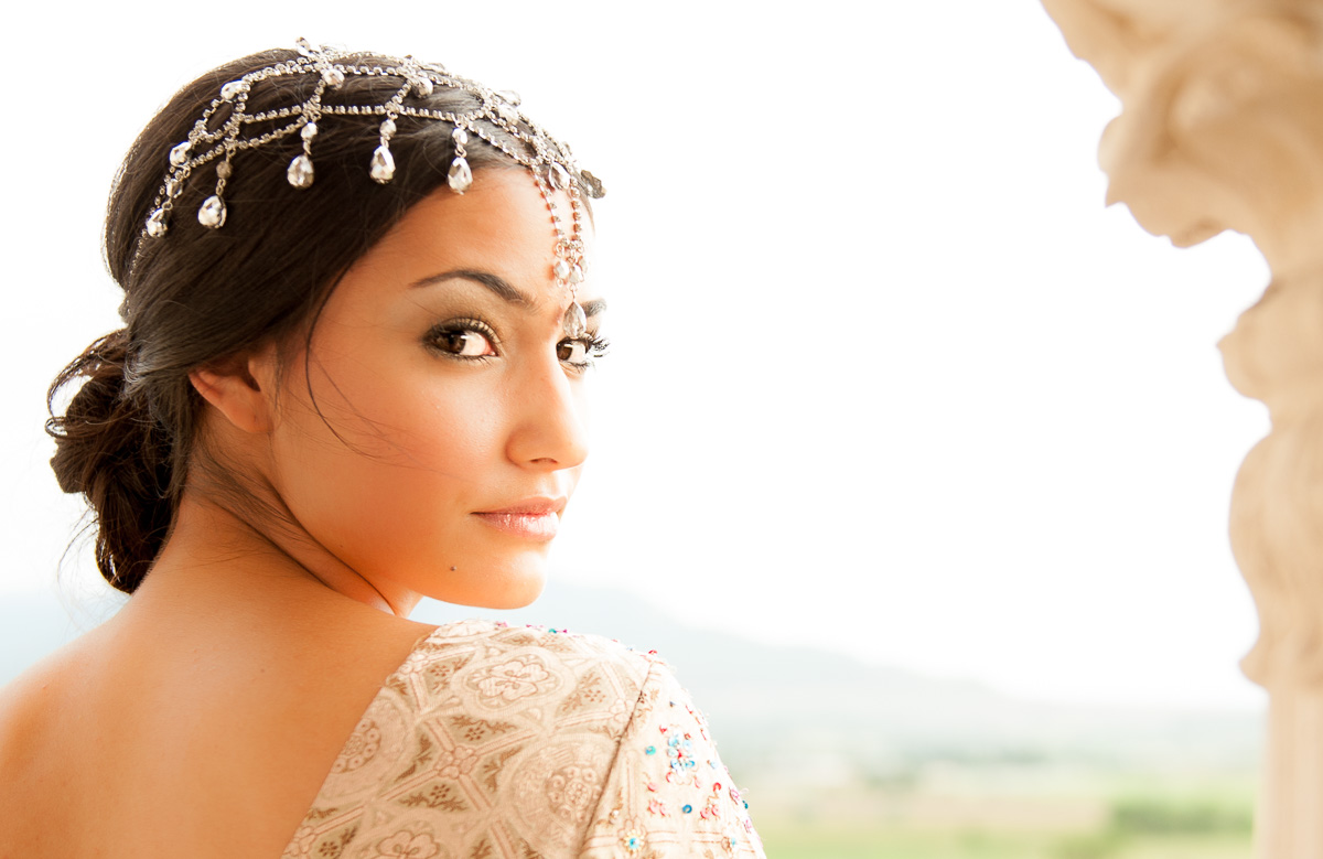 Indian Summer Wedding Inspiration Shoot » Alex Adams Photography